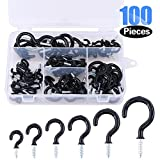 Black Hardware Hooks