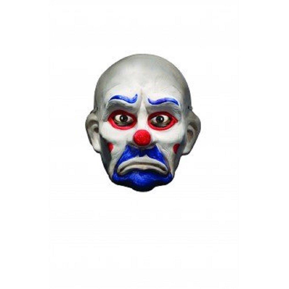 Rubie's Childrens Joker Clown PVC Mask
