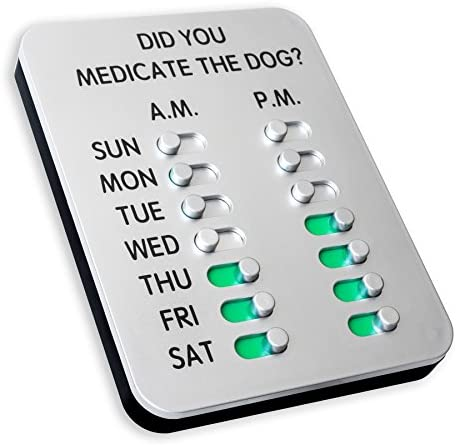 Did You Medicate the Dog