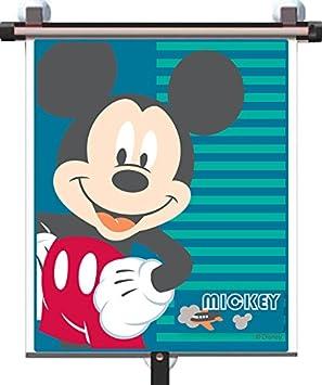 Disney Baby Y10086MP - Protector solar para ventanilla, diseño Mickey Mouse: Amazon.es: Bebé
