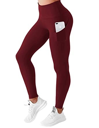 4aa72d9ef0 BUBBLELIME High Compression Yoga Capris Out Pocket Running Capris High  Waist UPF30+ Non See-Through