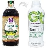 Genesis Today Kosher Organic Noni 100 Juice 32 oz