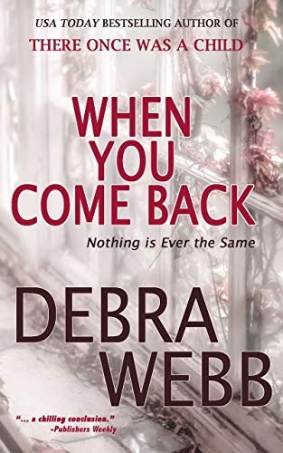 When Come Back Debra Webb ebook product image