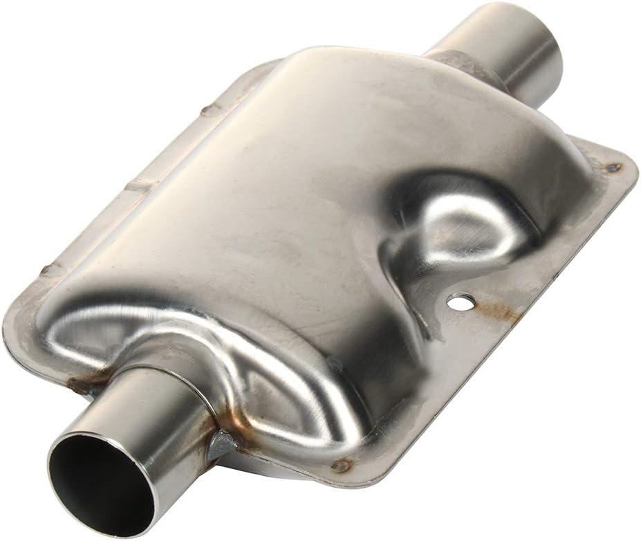 OCPTY Stainless Steel Silencer Muffler for Air Diesel Parking Heater
