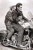 Buyartforless James Dean & Marilyn Monroe