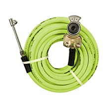 """Legacy HGH2-FZ Truck Tire Inflator Kit with 3/8"""" x 50' Flexzilla Hose"""
