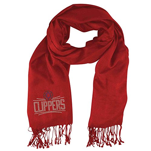 Littlearth NBA Los Angeles Clippers Pashi Fan Scarf by Littlearth