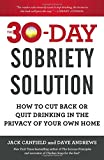 chicken soup for recovery - The 30-Day Sobriety Solution: How to Cut Back or Quit Drinking in the Privacy of Your Own Home