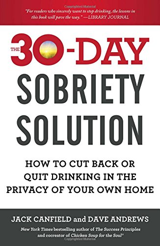 The 30 Day Sobriety Solution  How To Cut Back Or Quit Drinking In The Privacy Of Your Own Home