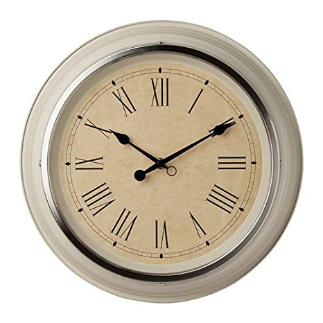 Ikea skovel Orologio da parete in beige; (35 cm): Amazon.it: Casa e ...