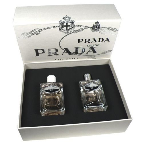 Prada Infusion Dhomme Edt - Prada Infusion D'Homme by Prada for Men Gift Set, 2 Piece