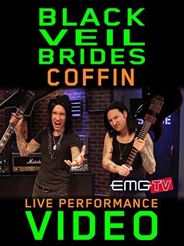Swarthy Veil Brides - Coffin - EMGtv Live Performance