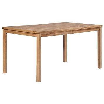 Tidyard Table à Dîner d\'extérieur | Table de Cuisine | Table ...