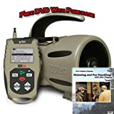 ICOtec GC500 Electronic Game Caller Over 200 Sounds With Free Fur Handling DVD