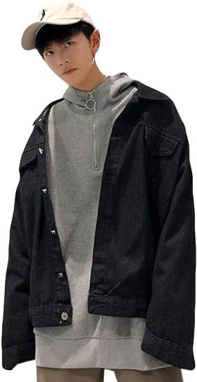 Alppvメンズ コート ジャケット 春 秋 デニム ジャケット ジージャン 上着 長袖 人気 アウター メンズ カジュアル コート シンプル 韓国風 トップス ゆったり 快適 アウトドア 通学