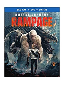 Cover Image for 'Rampage (BD)'