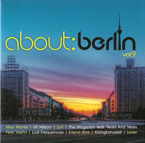 Price comparison product image Dance Music From The German Capital (Compilation CD,  31 Tracks)