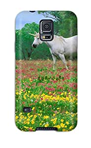 Christmas Gifts Galaxy S5 Case Cover Magic Horses Case - Eco-friendly Packaging