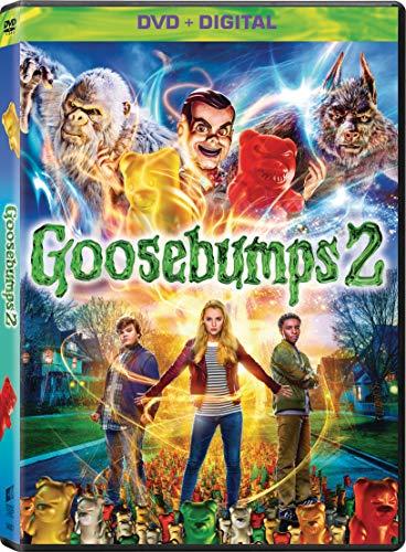 goosebumps2 dvd