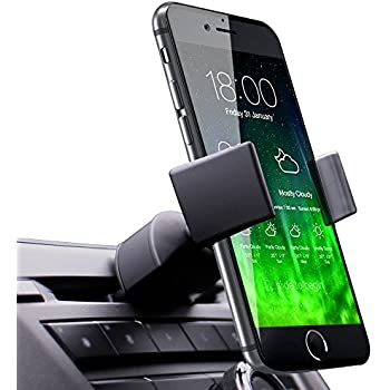 Koomus Pro CD Universal CD Slot Smartphone Car Mount Holder for all iPhone and Android Devices