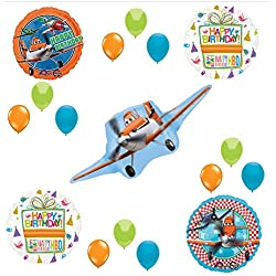 Disney Planes Party Supplies Birthday Balloon Bouquet Decorations