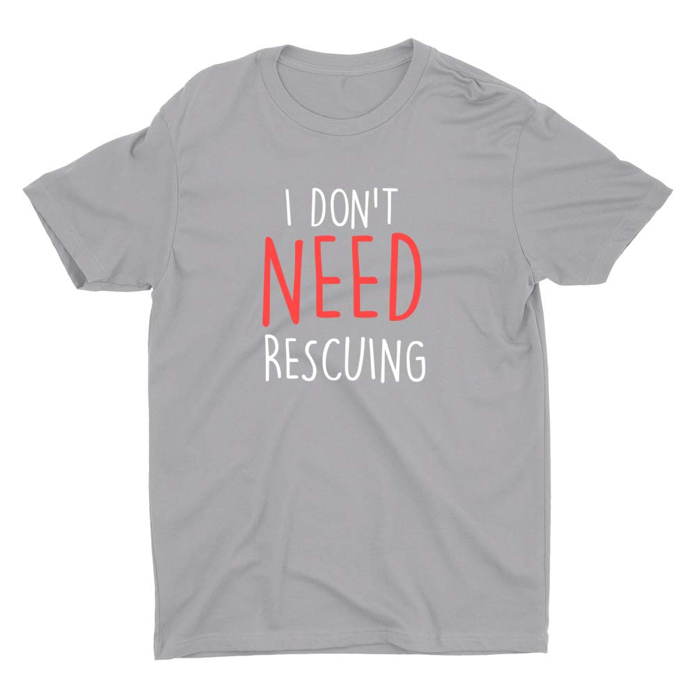 Dont Need Recuing Premium Unisex T-Shirt