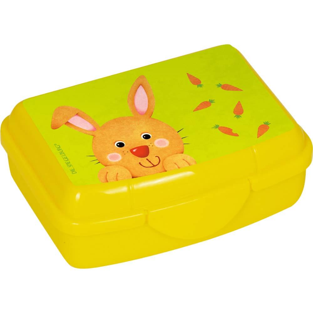 Gelb Mini-Snackbox Hase Freche Rasselbande Einheitsgr/ö/ße