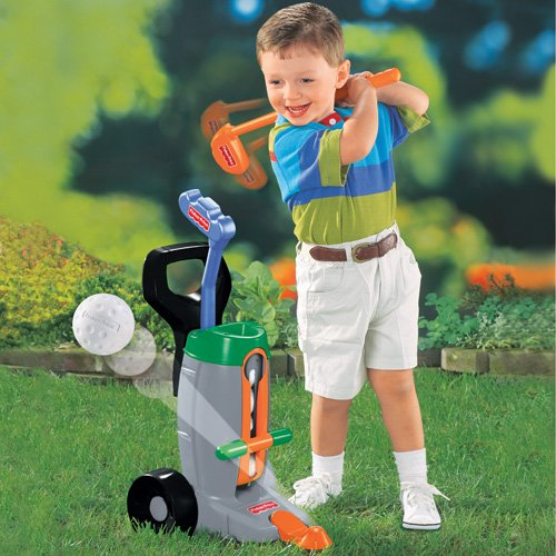 Fisher-Price Grow-to-Pro Golf Set 72819
