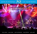 Flying Colors: Second Flight: Live at the Z7 (2cd+Blu-Ray) (Audio CD)