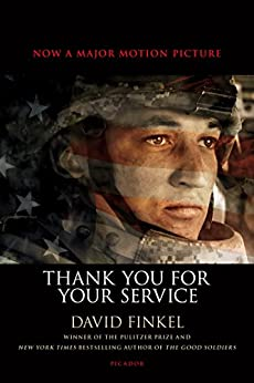 Thank You for Your Service by [Finkel, David]