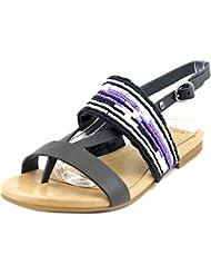 6PM:三色可选!UGG Verona Serape Beads真皮记忆棉鞋垫女款凉鞋,原价$120, 现仅售$36.00,