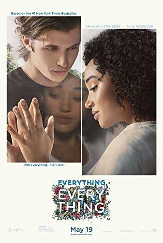 Amazon.com: Everything, Everything Movie POSTER 27 x 40 Amandla ...