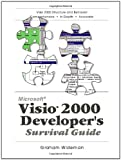 Visio 2000 Developer's Survival Guide, Graham Wideman, 155212407X