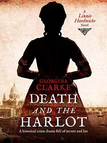 Death and the Harlot Book Cover