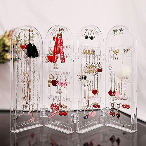 necklace display case wallmount - 9