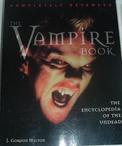 Vampire Book Encyclopedia Undead