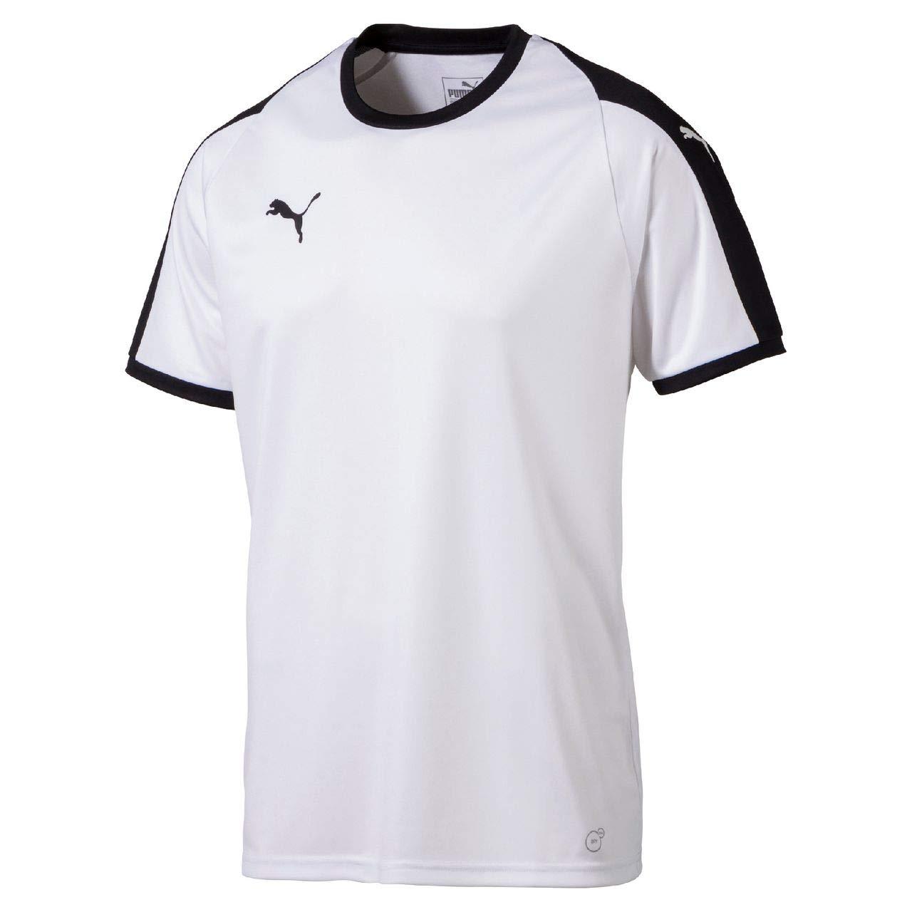 Puma Liga Jersey Camiseta, Hombre, White/Black, M product image