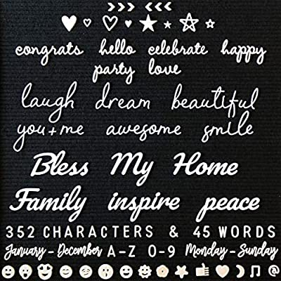 Amazon Letter Board Letters And Words For Changeable Letter