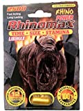 RHINOMAX 2500 Premium Male Sexual Performance Enhancer -24 Capsules