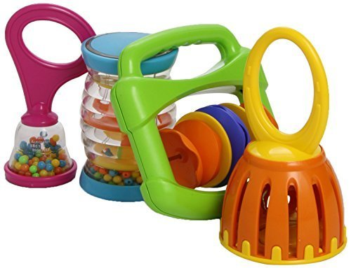 Hohner Kids Muscial Toys MS9000 Baby Band, Colors of Product May Vary ()