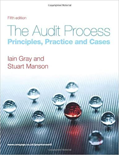 The Audit Process: Principles, Practice and Cases by Iain Gray (23-Mar-2011)