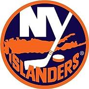 """New York Islanders NHL Hockey Car Bumper Sticker Decal 5"""""""