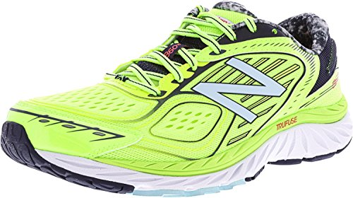 Course Women's Lime à De Pied W860V7 Chaussure SS17 Blue New Balance qREXgg