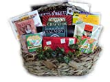 Cheer Up Healthy Gift Basket by Well Baskets