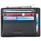 Kinzd Minimalist Mens Wallet RFID Front Pocket