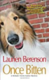 Front cover for the book Once Bitten by Laurien Berenson