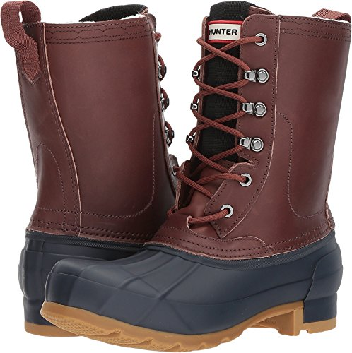 Hunter Women's Original Insulated Pac Burnt Sienna/Navy 9 M US ()