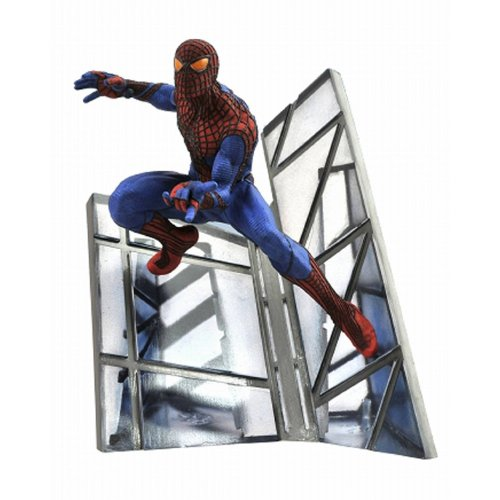 Diamond Select Toys Amazing Spider-Man Movie: Spider-Man Resin - Spider Man Amazing Glasses