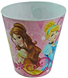 Disney Princess Plastic Trash Can