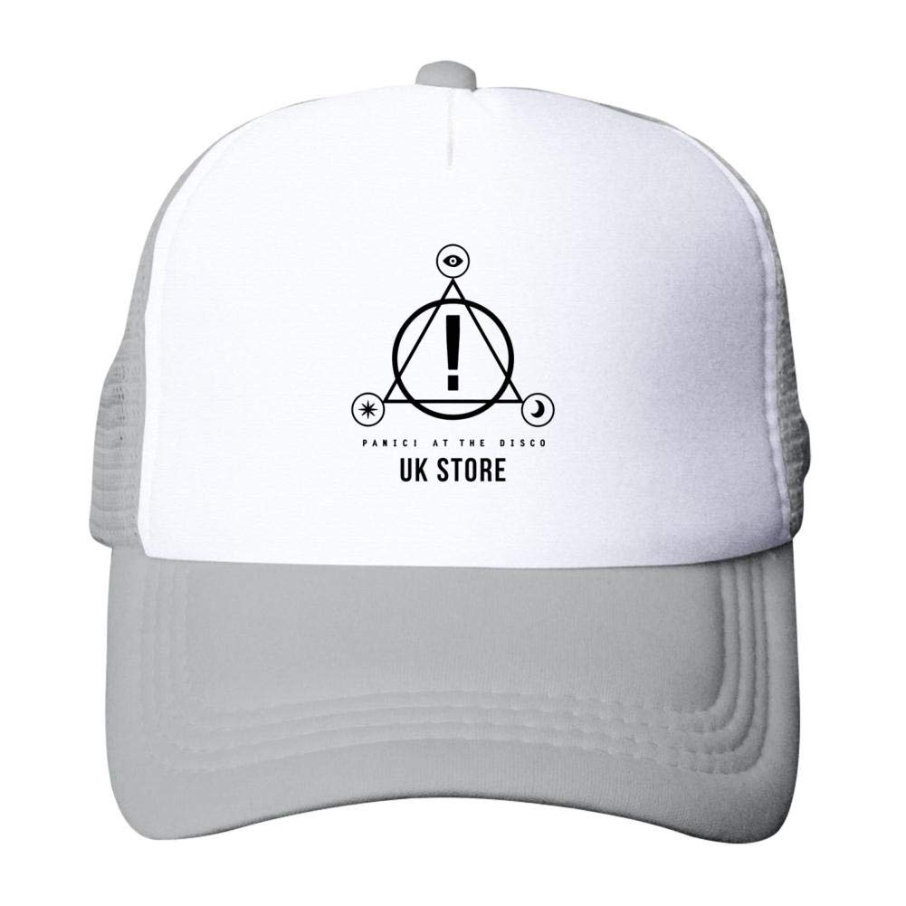 a82a66ad4 KssKsa Baseball Cap Panic at The Disco Logo Outdoor Wild Hat ...